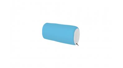 Textilní chránič krátký tyrkysovo/bílý