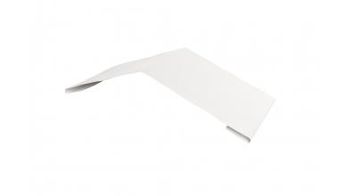 Textilie stříška na domeček - bílá