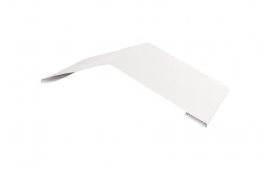Textilie stříška na domeček bílá