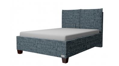 Čalouněná postel Kingstone,140x200, MATERASSO