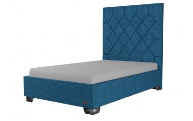 Čalouněná postel Rhombus,120x200, MATERASSO
