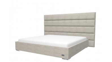 Čalouněná postel Horizontal,200x200, MATERASSO