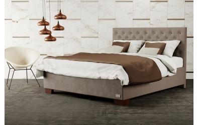 Čalouněná postel Velorum,120x200, MATERASSO