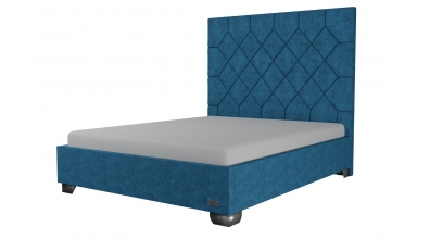 Čalouněná postel Rhombus,160x200, MATERASSO