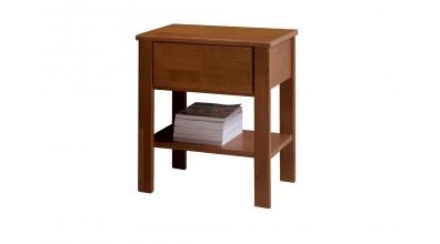 Noční stolek VALENCIA Senior buk cink