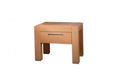 Noční stolek MANON buk cink