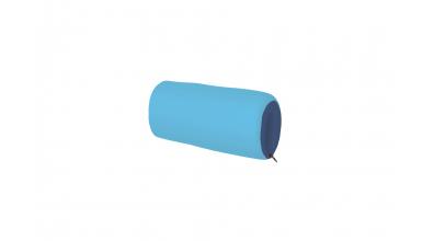 Textilní chránič krátký tyrkysovo/modrý