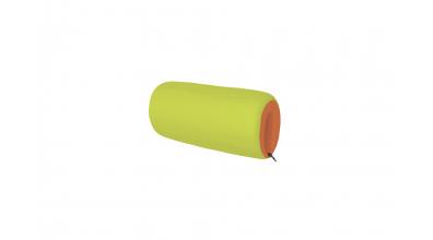Textilní chránič krátký zeleno/oranžový