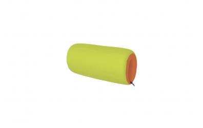 Textilní chránič krátký - zeleno oranžový