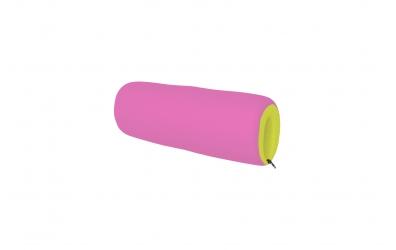 Textilní chránič - zeleno růžový