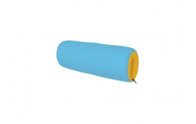 Textilní chránič - žluto tyrkysový