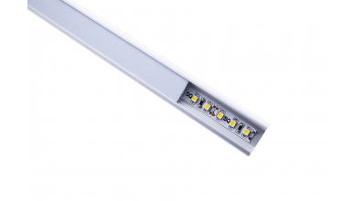 LED osvětlení postele KUPÉ, studená bílá