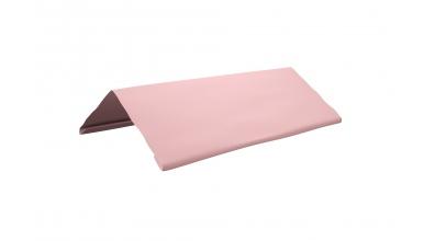 Textilie na domeček 2 PASTEL- růžová