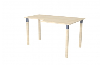 Psací stůl ERGO maxi pravý smrk