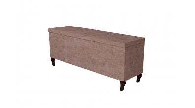 Čalouněný taburet Enif 140 cm, MATERASSO