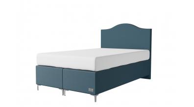 Čalouněná postel boxspring NAVY 120x200, MATERASSO