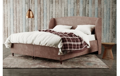 Čalouněná postel boxspring ENIF 120x200, MATERASSO