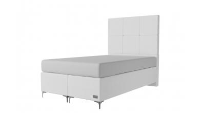 Čalouněná postel boxspring GEMINI 120x200, MATERASSO