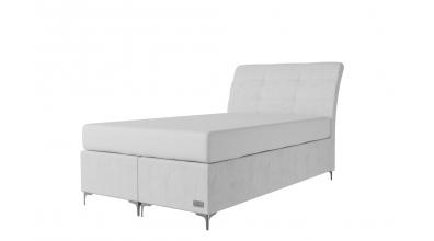 Čalouněná postel boxspring CLAUDIA 120x200, MATERASSO