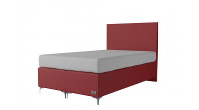 Čalouněná postel boxspring SIRIUS 120x200, MATERASSO