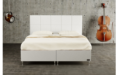 Čalouněná postel boxspring VEGA 120x200, MATERASSO