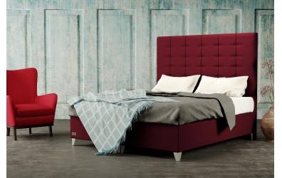 Čalouněná postel boxspring WILD 120x200, MATERASSO