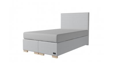 Čalouněná postel boxspring NOBILIA 120x200, MATERASSO