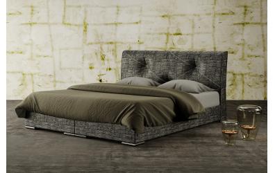 Čalouněná postel boxspring ATLAS 120x200, MATERASSO