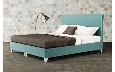 Čalouněná postel boxspring SIENA 120x200, MATERASSO