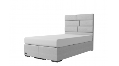 Čalouněná postel boxspring SPECTRA 120x200, MATERASSO