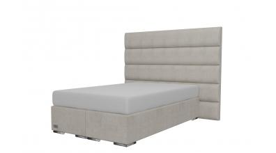Čalouněná postel boxspring HORIZONTAL 120x200, MATERASSO