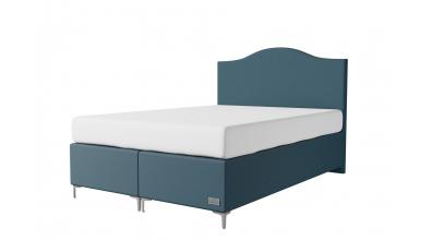 Čalouněná postel boxspring NAVY 140x200, MATERASSO