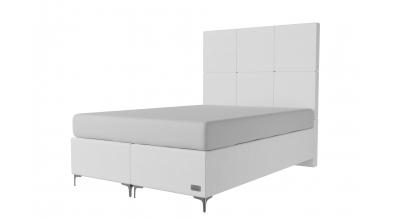 Čalouněná postel boxspring GEMINI 140x200, MATERASSO