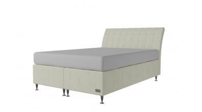 Čalouněná postel boxspring FRANCESCA 140x200, MATERASSO