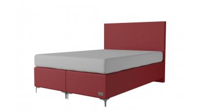 Čalouněná postel boxspring SIRIUS 140x200, MATERASSO