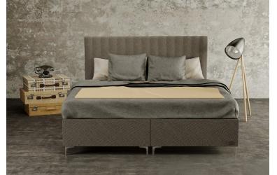 Čalouněná postel boxspring BELLATRIX 140x200, MATERASSO