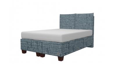 Čalouněná postel boxspring KINGSTONE 140x200, MATERASSO