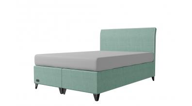 Čalouněná postel boxspring SIENA 140x200, MATERASSO