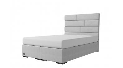 Čalouněná postel boxspring SPECTRA 140x200, MATERASSO