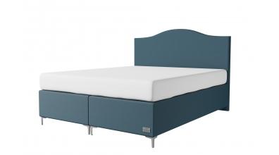 Čalouněná postel boxspring NAVY 160x200, MATERASSO