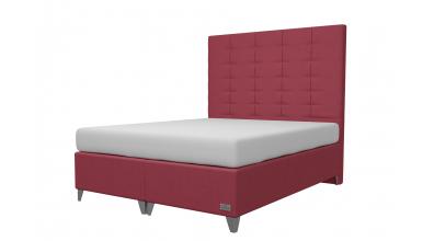 Čalouněná postel boxspring WILD 160x200, MATERASSO