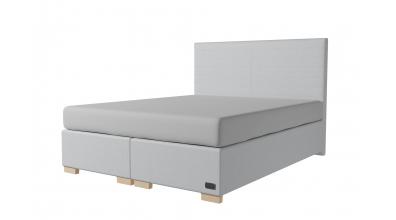 Čalouněná postel boxspring NOBILIA 160x200, MATERASSO