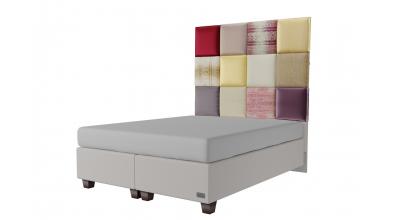 Čalouněná postel boxspring PARIS 160x200, MATERASSO
