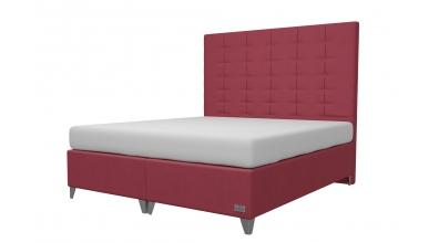Čalouněná postel boxspring WILD 180x200, MATERASSO