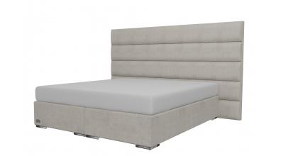 Čalouněná postel boxspring HORIZONTAL 180x200, MATERASSO