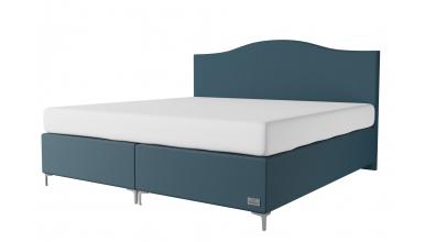 Čalouněná postel boxspring NAVY 200x200, MATERASSO