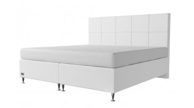 Čalouněná postel boxspring VEGA 200x200, MATERASSO