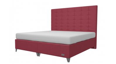 Čalouněná postel boxspring WILD 200x200, MATERASSO