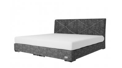 Čalouněná postel boxspring ATLAS 200x200, MATERASSO
