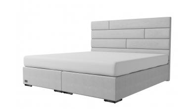 Čalouněná postel boxspring SPECTRA 200x200, MATERASSO